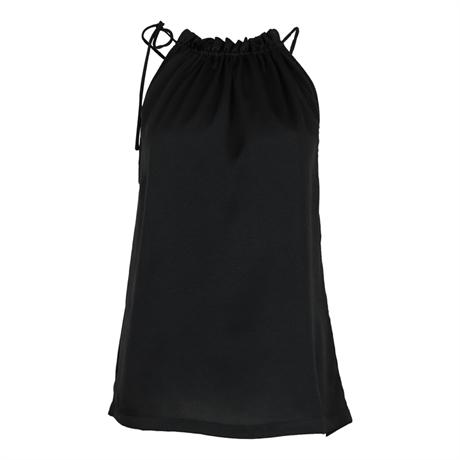 929a2fa25bf NEO NOIR Magga Solid Dress Black