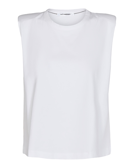 co´couture Eduarda Tee White