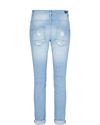 122370 - Bradford Bleach Jeans - Pack Back