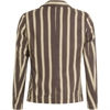 191-8208 - Grey plum stripe - 198 - Extra 1