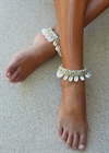 2_Anklet_Creme_Antique_Beads_2